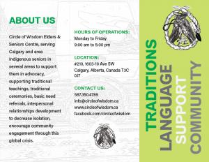TRADITION, LANGUAGE, SUPPORT, COMMUNITY